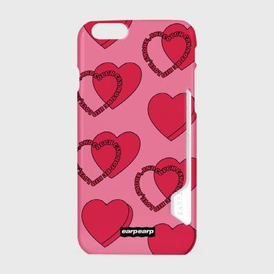 Love Love Love-pink(카드수납케이스)