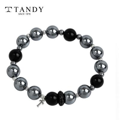 탠디(TANDY) 테라헤르츠 남녀공용 패션 팔찌 TH816