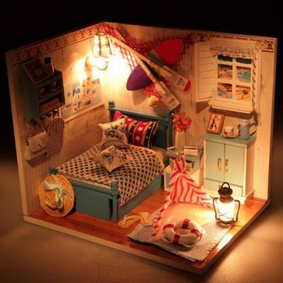 DIY 미니어처 하우스 - 비올라의 룸 B