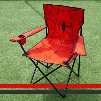 마블 접이식 경량 캠핑 의자 낚시 체어 스파이더맨