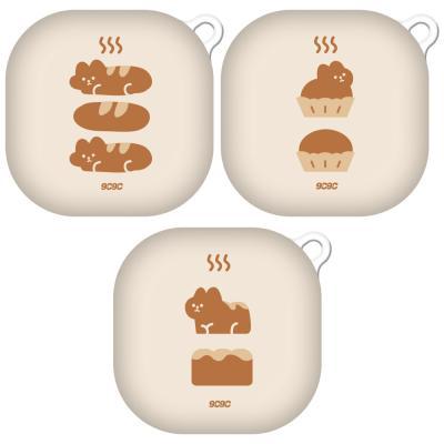 9C9C 빵인고양 버즈 라이브/프로 하드케이스