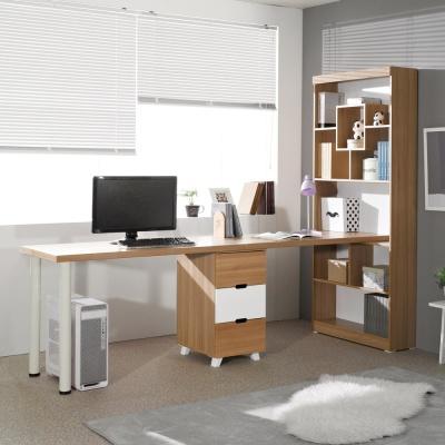 [히트디자인] 스마일 800 서랍형+홀다리 h 책상