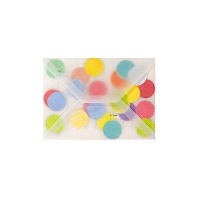 땡땡이 투명엽서 만들기 패키지 DIY (5인용)
