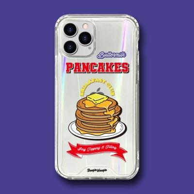 범퍼클리어 케이스 - 팬케이크(Pancake)