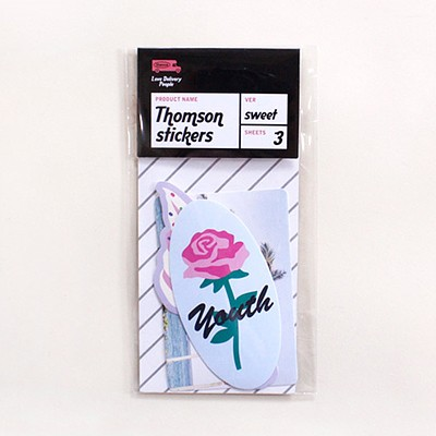 덴스 THOMSON STICKERS_SWEET (스티커)