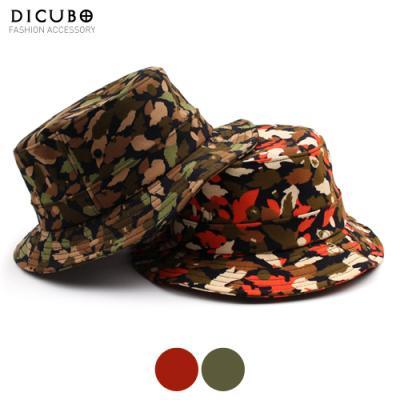 [디꾸보]아동용 밀리터리 벙거지 남녀공용 모자 DCH-ET159