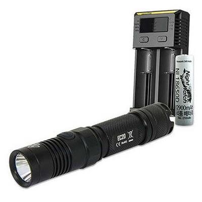 슬림사이즈 LED 후레쉬 세트 EC20-i2 291  IPX8 방수