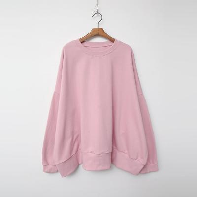 Cotton Two Oversized Sweatshirt