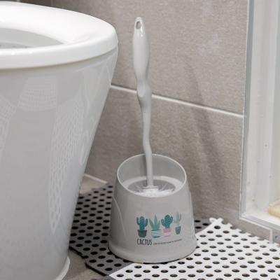 국내생산 칵투스 변기청소솔 욕실청소브러쉬