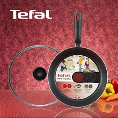 주방명품 Tefal 테팔 이지그립 플러스 프라이팬 28cm +유리뚜껑