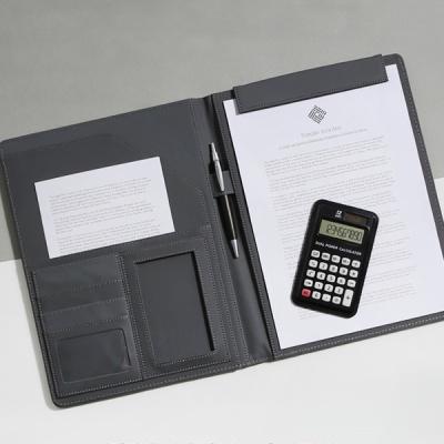 대기업 공무원 오피스 A4 서류정리 계산기 폴더서류판