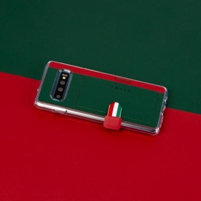 스매스 갤럭시S10/S10E/S10플러스 가죽 포켓 바 카드 케이스 이지포켓H