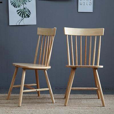 [베스트리빙]이튼 올내츄럴 의자 1+1