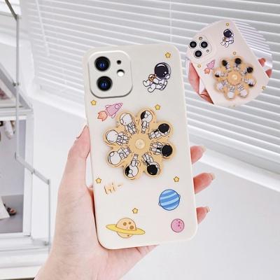 갤럭시a72 a71 a52 a51 a32 모션스피너 핸드폰 케이스
