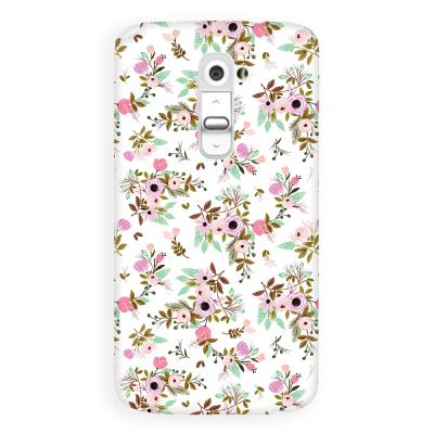 [테마케이스] Floral Garden 2 (LG G2)