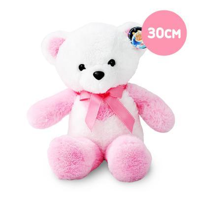 한울토이 반달곰인형 핑크-소(30cm)