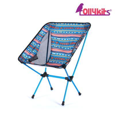 롤리키드 초경량 휴대용 캠핑 의자 RC1LCB
