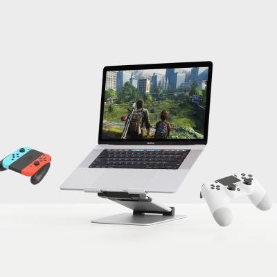 [무아스] 스탠딩 워크 높이조절 노트북 거치대