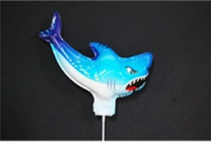 [행사소품] 캐릭터 풍선 (상어)