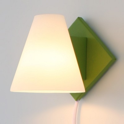 [바이빔] 모리 벽걸이 스탠드[LED]-그린