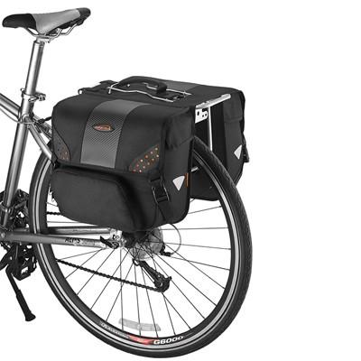 여행용 페니어 가방 - 자전거 짐받이 렉 케리어 가방