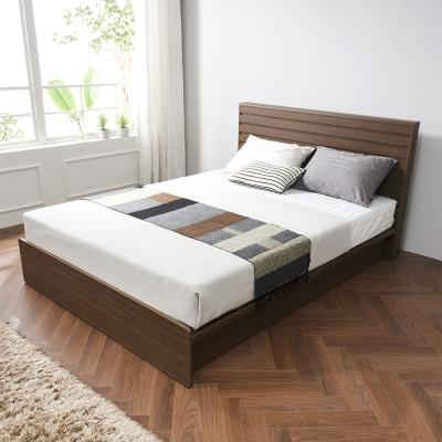 레이백 호텔식 평상형 침대 퀸+본넬 매트리스