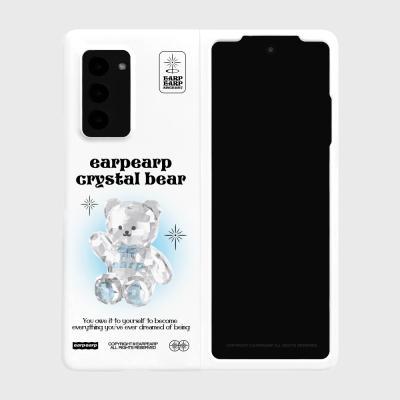 CRYSTAL MERRY-WHITE(Z폴드2-하드)