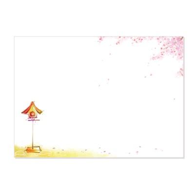 캘리그림엽서-우체통(10장)