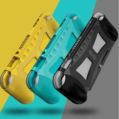 닌텐도스위치 라이트 논슬립 칼라 3D 그립 TPU 케이스