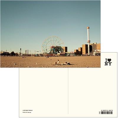 I LOVE NEW YORK (Post card ver.01) - New york 025