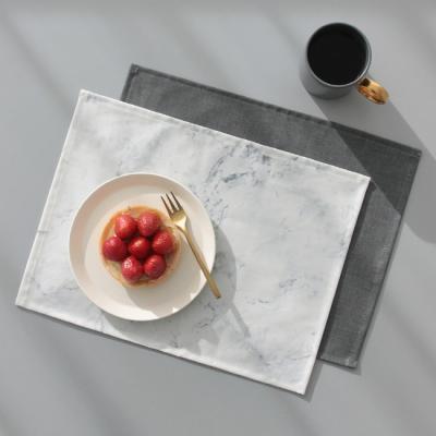 마블 방수 테이블매트