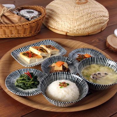 혼밥세트 반상세트 야나기싱글