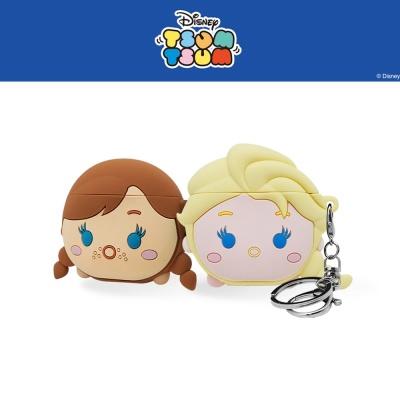 에어팟케이스 디즈니 겨울왕국2 3D 입체젤리 395 안나