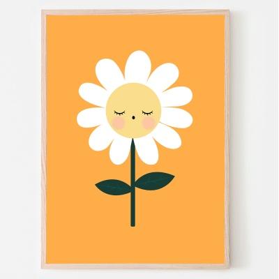 꽃같은 마음으로 아이방포스터