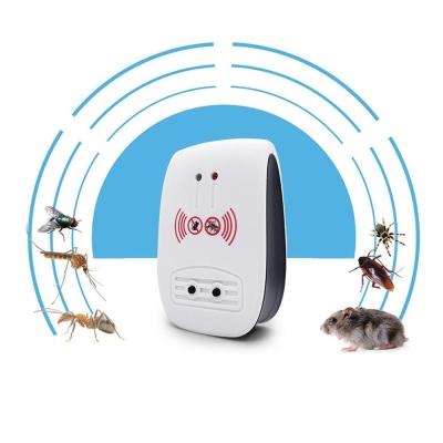 초음파 해충퇴치기 바퀴벌레 개미 쥐 벌레 퇴치기