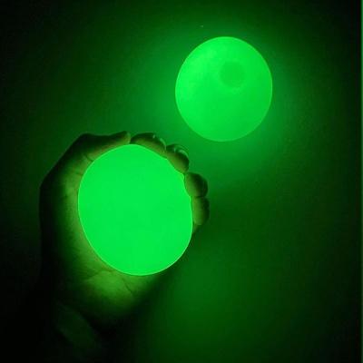 4+1 천장에 던지는 공 야광볼 천장볼 끈끈이공