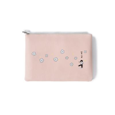 비아모노X니나킴 클러치 (핑크)
