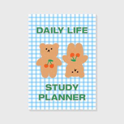 Cherry big bear(study planner)