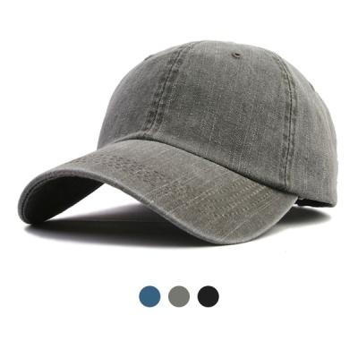 [디꾸보]워싱 볼캡 코튼 모자 DCH-HN408R