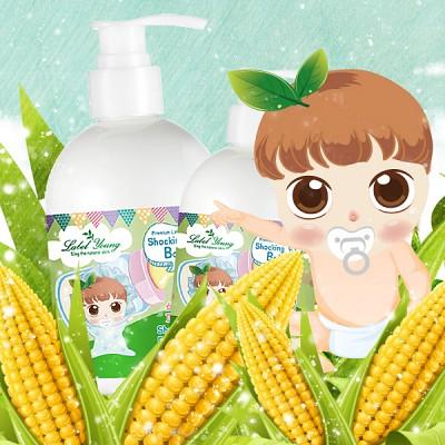 [라벨영] 프리미엄 업그레이드 / 식물성 옥수수전분 성분 함유! 쇼킹베이비파우더크림