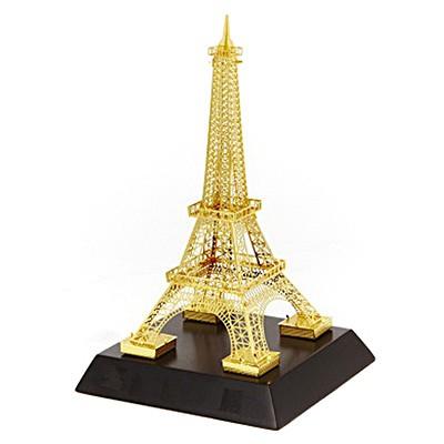 3D입체퍼즐▶ 메탈골드 - 에펠탑 (AM29)
