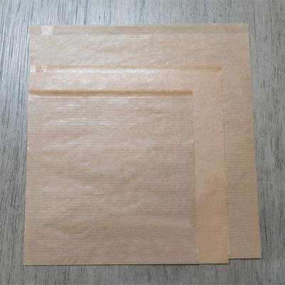 L자봉투(와플,토스트,햄버거,샌드위치용) 줄무늬크라프트18 - 200장