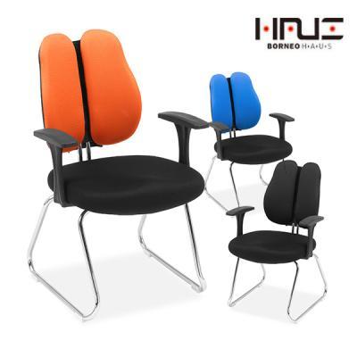 보루네오 엘리브 이지 더블메쉬 의자(팔걸이) ch026