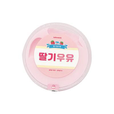 타베몽 국산 수제 슬라임딸기우유C161535