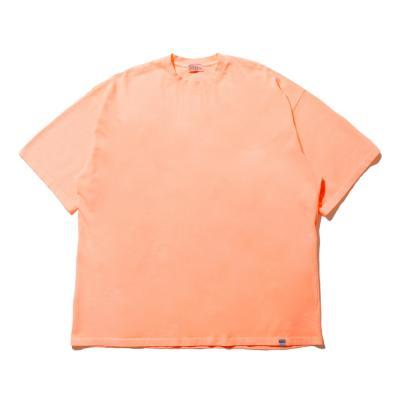CB 피그 하프 티셔츠 (오렌지)
