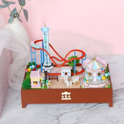 DIY 미니어처 놀이동산 - 아일랜드