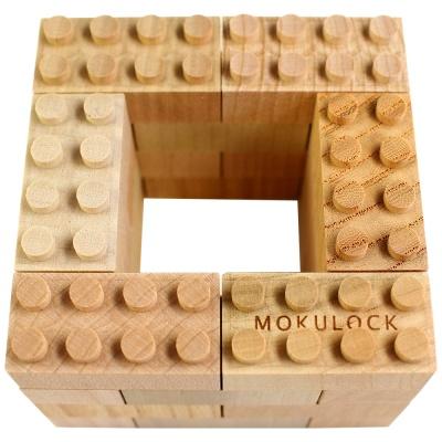 [3D퍼즐마을][MLG024] 모쿠락 24 (Mokulock 24)