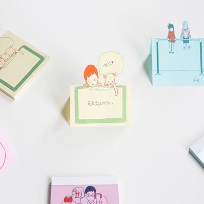 [MASCO] 카드 메모지