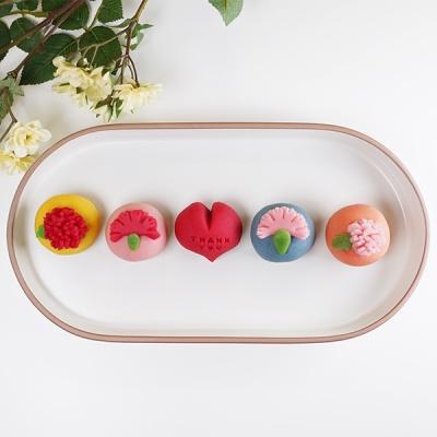 [청미당] 5월 선물 카네이션 화과자