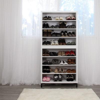 펠프 오픈 키큰 신발장 840